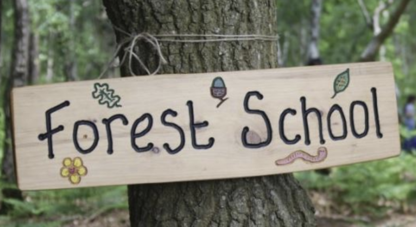 Image result for forest school sign