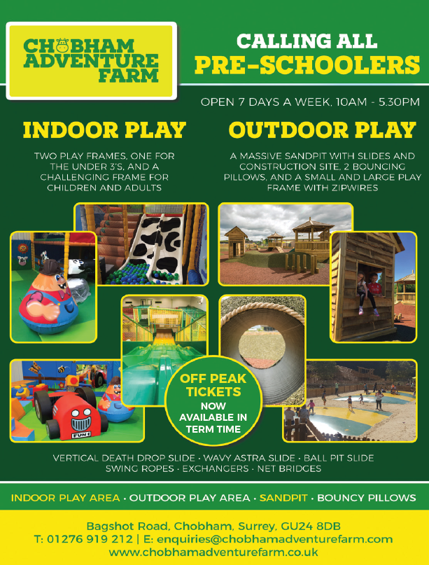 Chobham Adventure Farm Family Life Guide Your Local Family Magazine In Surrey